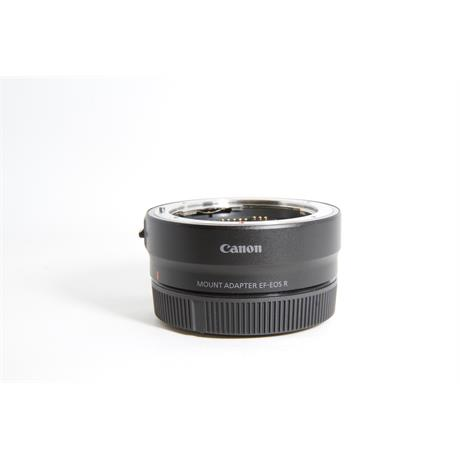 Used Canon EF - EOS R Mount Adapter Image 1