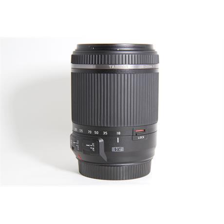 Used Tamron 18-200mm F3.5-6.3 II VC Canon Image 1