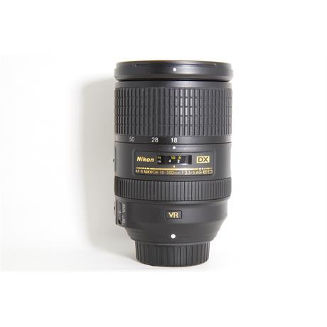 Used Nikon 18-300mm F/3.5-5.6G VR Image 1