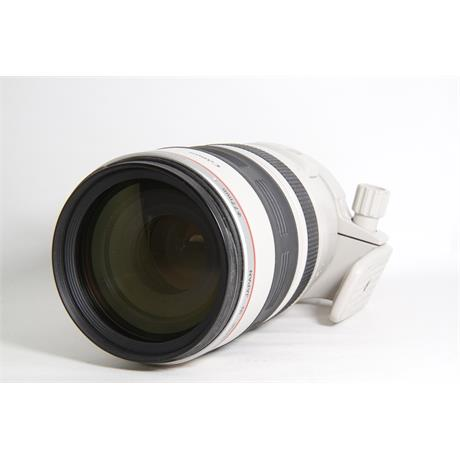 Used Canon 100-400mm F/4.5-5.6L IS USM Image 1