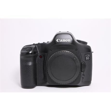 Used Canon EOS 5D Mark I Image 1