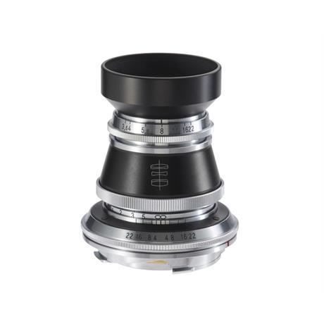Voigtlander 50mm f/3.5 Heliar Vintage Line Lens - VM Mount Image 1