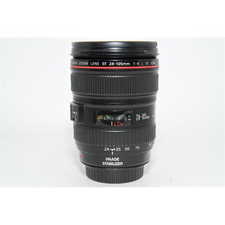 Used Canon 24-105mm f4 IS USM Lens Image 1