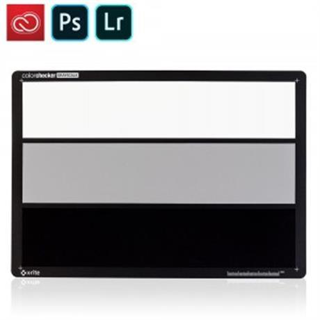 X-Rite ColorChecker Grey Scale Balance Card Image 1