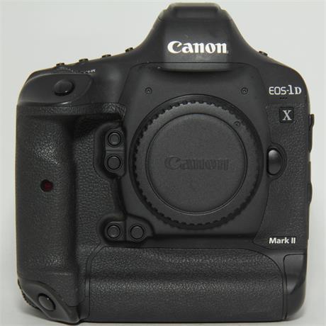 Used Canon 1DX Mark II Body Image 1