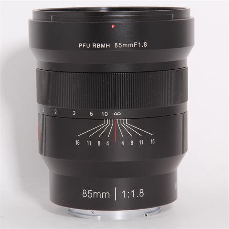 Sony Used Viltrox 85mm f/1.8 - E Mount Image 1