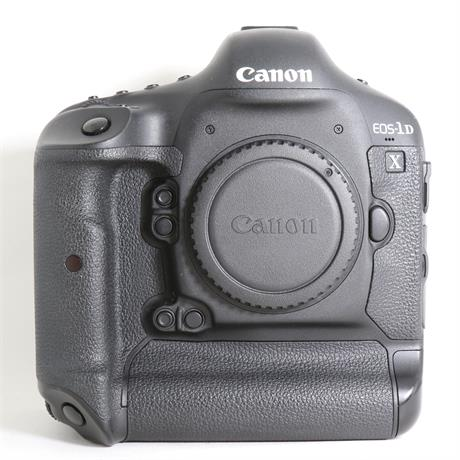 Used Canon EOS 1DX Body Image 1