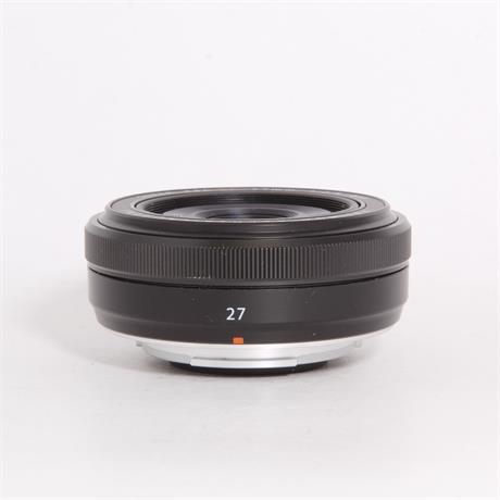 Used Fujifilm 27mm f/2.8 Image 1