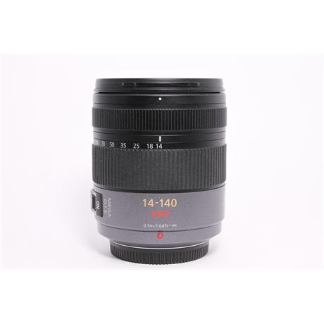 Used Panasonic 14-140mm F/4-5.8 Mega OIS Image 1