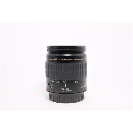 Used Canon 28-80mm f/3.5-5.6 II Image 1