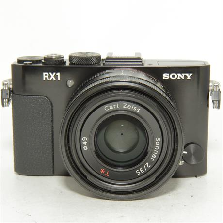 Used Sony RX1 Compact Camera Image 1