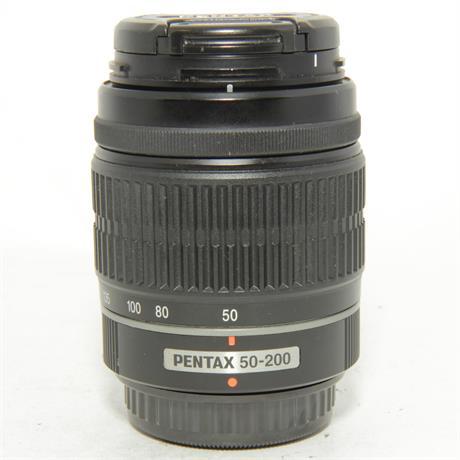 Used Pentax DAL 50-200mm f4/5.6 ED Lens Image 1