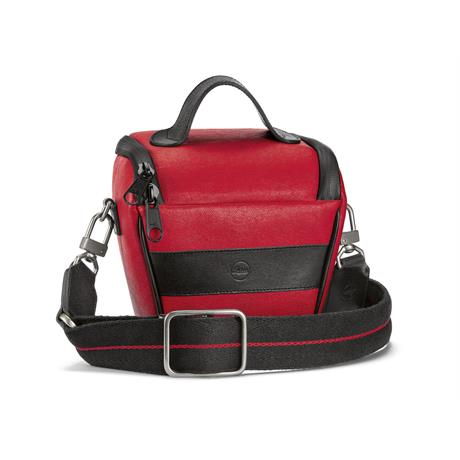Leica Ettas Bag - Black/Red