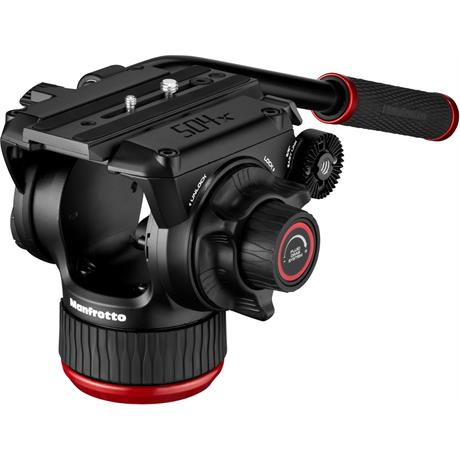 New video tripod range from Manfrotto - 504x
