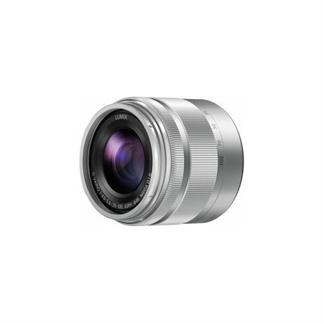 Panasonic LUMIX G VARIO 35-100mm f/4-5.6 ASPH MEGA O.I.S. (Silver) Image 1