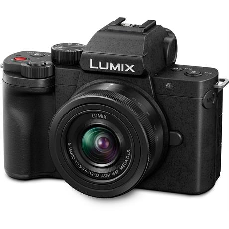 Panasonic Lumix G100 And G Vario 12-32mm f/3.5-f/5.6 ASPH MEGA OIS Lens Image 1