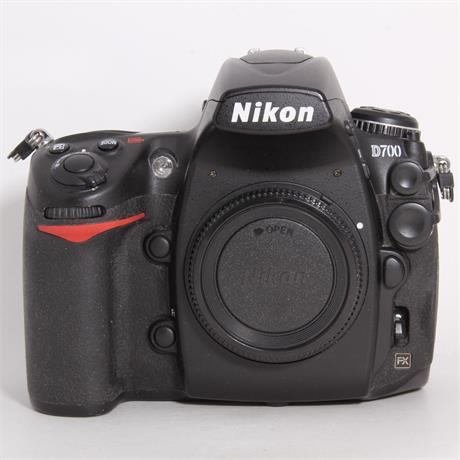 Used Nikon D700 Body Image 1