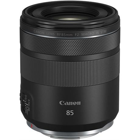 Canon RF 85mm f/2 IS Macro USM Prime Lens Image 1