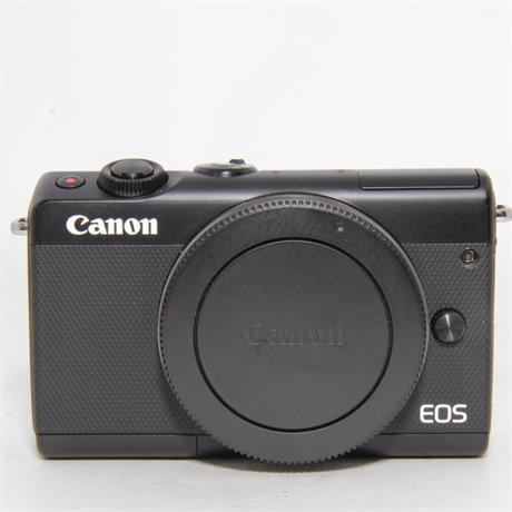 Used Canon M100 Body Black Boxed Image 1