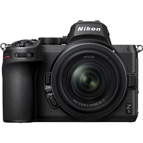 Nikon Z5 Mirrorless Camera With Z 24-50mm f/4-6.3 Zoom Lens Kit Image 1
