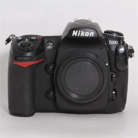 Used Nikon D300 Body Image 1