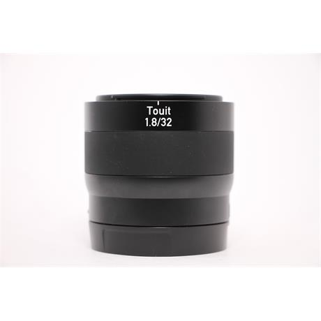 Used Zeiss Touit 32mm F/1.8 Sony E mount Image 1