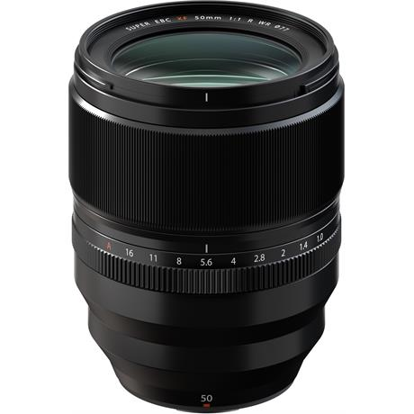 Fujifilm XF 50mm f/1.0 R WR Short Telephoto Prime Lens Image 1