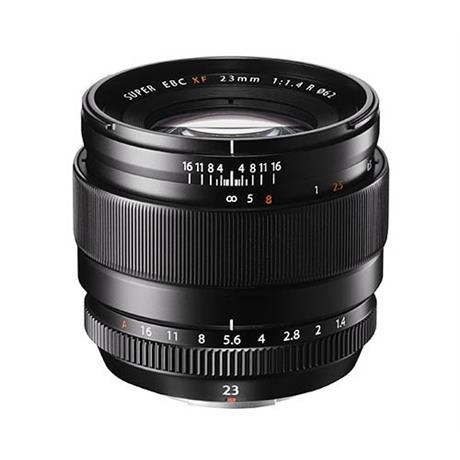 Fujifilm XF 23mm f1.4 R Wide Angle Prime Lens Image 1