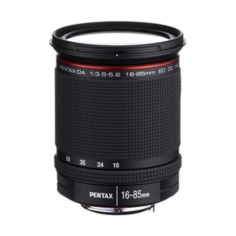 HD Pentax-DA 16-85mm f/3.5-5.6 ED DC WR Zoom Lens Image 1