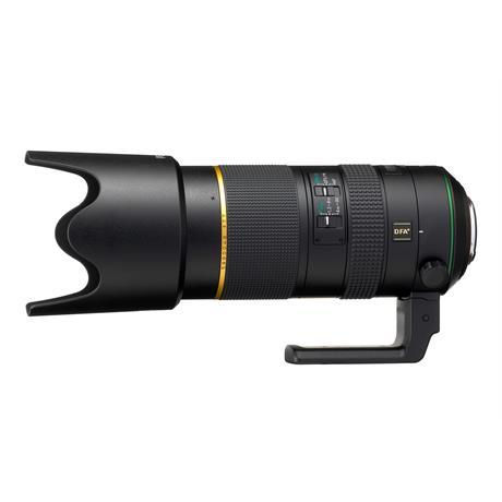 HD Pentax-D FA* 70-200mm F2.8 ED DC AW Telephoto Lens Image 1