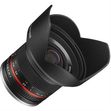 Samyang 12mm f2.0 NCS - Sony E-Mount Image 1