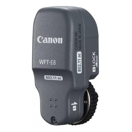 Canon WFT-E8B Wireless File Transmitter Image 1