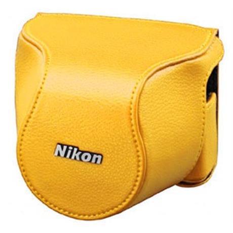 Nikon Body Case Set CB-N2214S Yellow for S2 Image 1