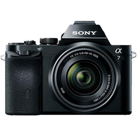 Sony a7 II Digital Compact System Camera + 28-70mm Lens Kit Image 1