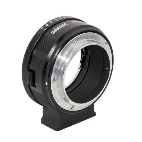Metabones MB_NFG-E-BM1 Nikon G to Sony E-Mount Adaptor Image 1