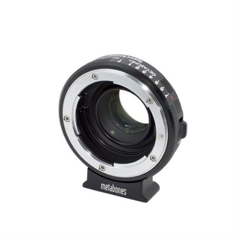 Metabones Nikon G - BMPCC Speed Booster Image 1