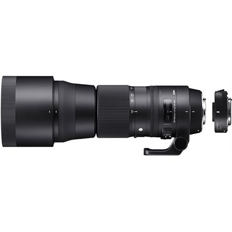 150-600mm f/5-6.3 Contemporary - Sigma Fit + TC-1401 Kit Image 1