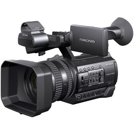 Sony HXR-NX100 Full HD NXCAM Camcorder Image 1