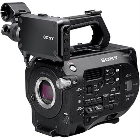 Sony PXW-FS7 Camcorder Image 1