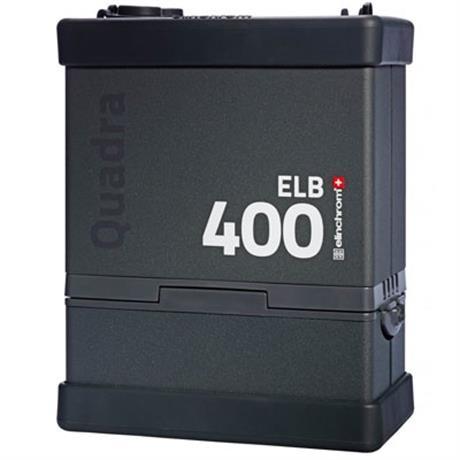 Elinchrom ELB 400 Pack with Li-Ion batte Image 1