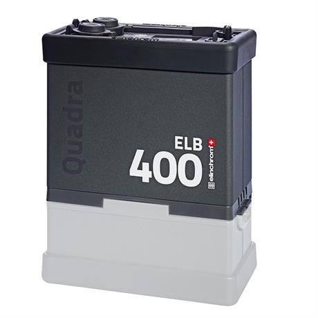 Elinchrom ELB 400 Pack (Without Battery & Charger) Image 1