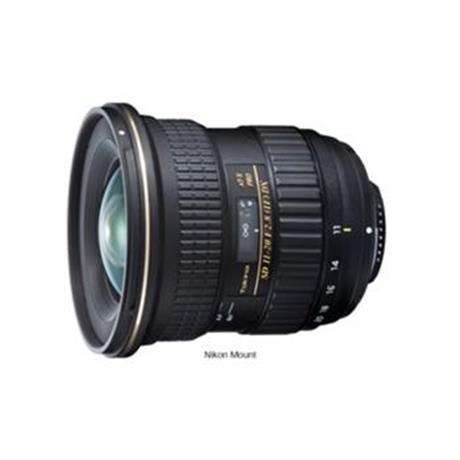 Tokina AT-X 11-20mm f/2.8 PRO DX Wide Angle Zoom Lens - Nikon F Mount Image 1