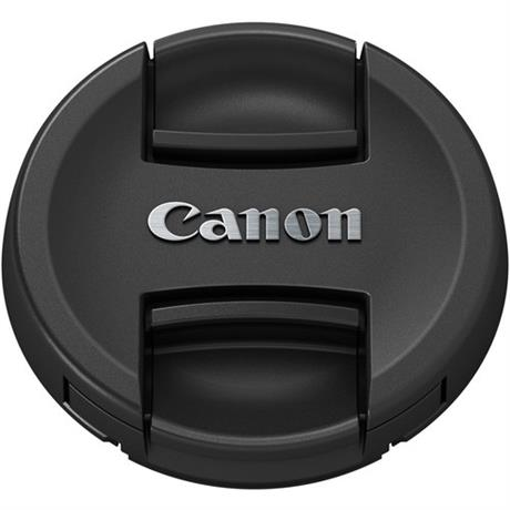 E-49 49mm Lens Cap For Canon 50mm f/1.8 STM Lens Image 1