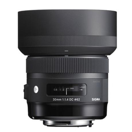 30mm f/1.4 DC HSM - Sigma Fit Image 1