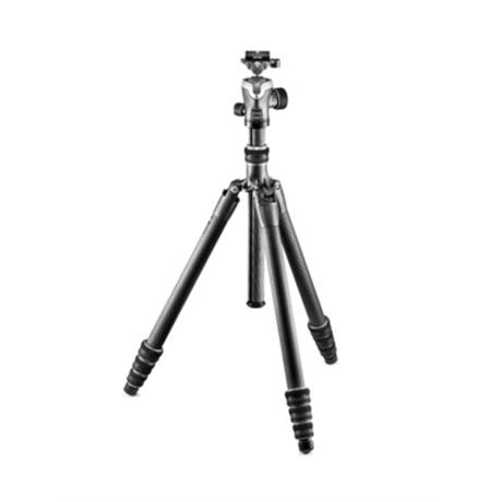 Gitzo Traveler Series 2 4-Section Tripod and Ball Head Kit