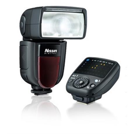 Nissin Di700 Air Flashgun & Commander - Nikon Image 1