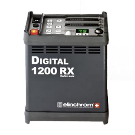 Elinchrom Digital 1200 RX Pack Image 1