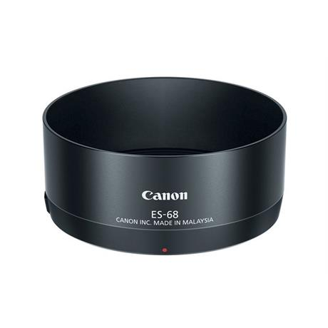 Canon ES-68 Lens Hood for EF 50mm f/1.8 STM Image 1