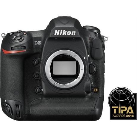 Nikon D5 TIPA