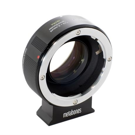 Metabones Olympus OM to X-mount Speed Booster Ultra Image 1